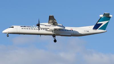 C-FSWE - Bombardier Dash 8-Q402 - WestJet Encore
