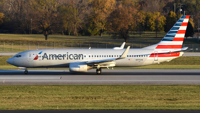 A picture of N970AN - Boeing 737823 - American Airlines - © DJ Reed - OPShots Photo Team