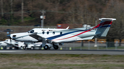 N214AL - Pilatus PC-12NG - Airlift Northwest