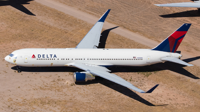 A picture of N180DN - Boeing 767332(ER) - Delta Air Lines - © Anthony Cistolo