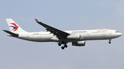 B-6095 - Airbus A330-343 - China Eastern Airlines