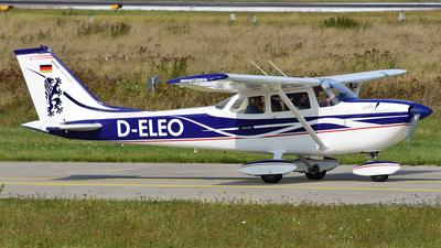 D-ELEO - Reims-Cessna FR172H Reims Rocket - Private