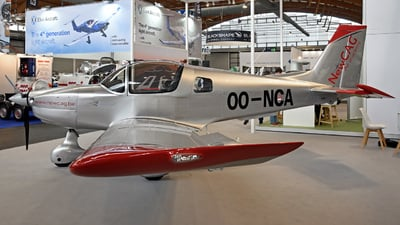 OO-NCA - Sonaca 200 - New CAG Air Academy