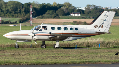 N1YA - Cessna 421B Golden Eagle - Deman