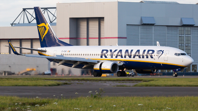 A picture of EIENC - Boeing 7378AS - Ryanair - © Angelo Harmsworth