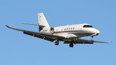 N513QS - Cessna Citation Latitude - NetJets Aviation