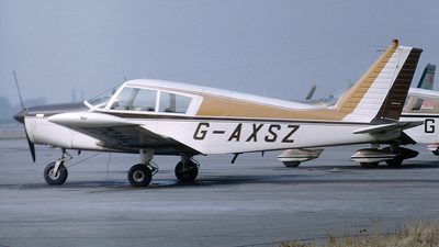 G-AXSZ - Piper PA-28-140 Cherokee B - Private