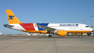 PH-BMC - Airbus A320-214 - DutchBird