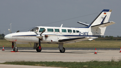 D-IATE - Reims-Cessna F406 Caravan II - Air-Taxi Europe