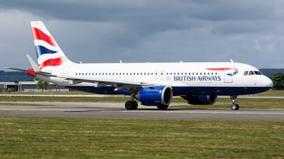 G-TTNF - Airbus A320-251N - British Airways