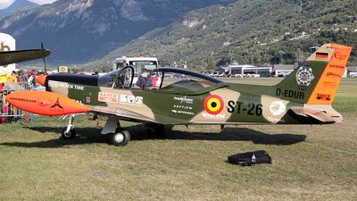 D-EDUR - SIAI-Marchetti SF260 - Private