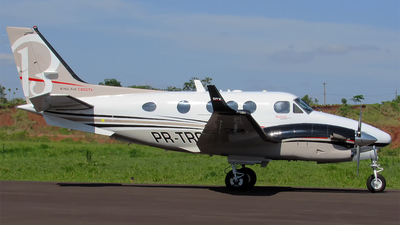 A picture of PRTRO - Beech C90GTx King Air - [LJ2043] - © jefersonbrant