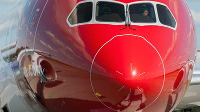 EI-LNE - Boeing 787-8 Dreamliner - Norwegian