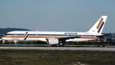 PH-AHI - Boeing 757-27B - Air Holland