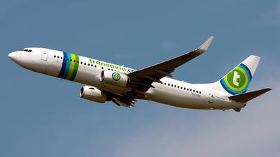 PH-HZC - Boeing 737-8K2 - Transavia Airlines