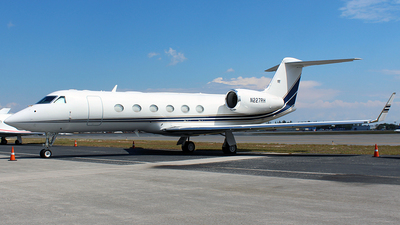 N227RH - Gulfstream G450 - Private