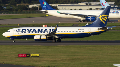 A picture of EIENL - Boeing 7378AS - Ryanair - © Dan Smith