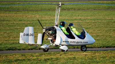 D-MLDG - AutoGyro Europe MTOsport  - Private