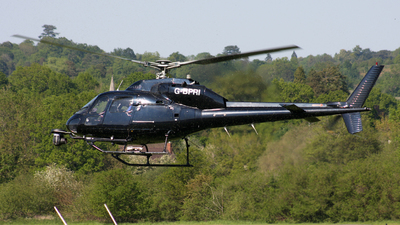 G-BPRI - Aérospatiale AS 355F1 Ecureuil 2 - Excel Charter