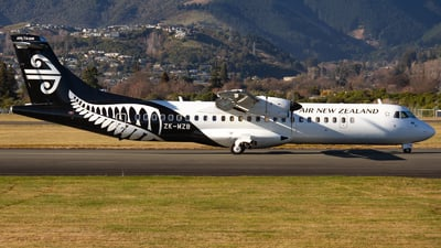 ZK-MZB - ATR 72-212A(600) - Air New Zealand