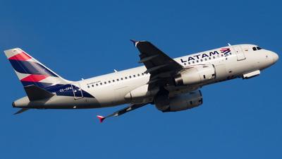 CC-CPQ - Airbus A319-132 - LATAM Airlines