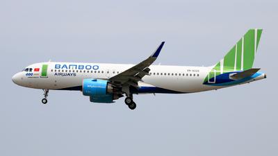 VN-A226 - Airbus A320-251N - Bamboo Airways