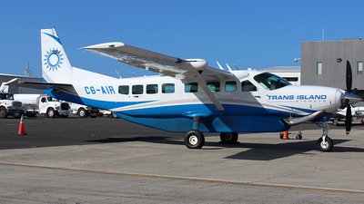 C6-AIR - Cessna 208B Grand Caravan - Trans Island Airways
