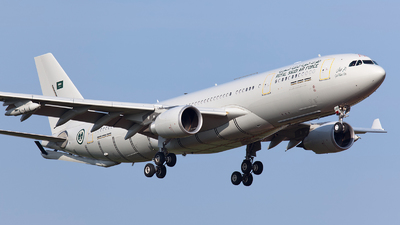 2402 - Airbus A330-203(MRTT) - Saudi Arabia - Air Force