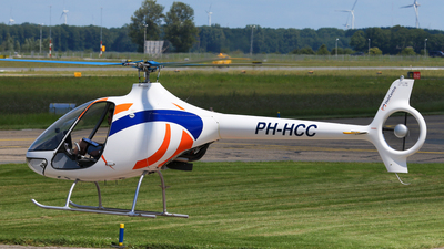 PH-HCC - Guimbal Cabri G2 - Helicentre