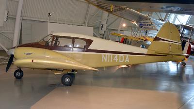 N114DA - Piper PA-23 Apache - Private