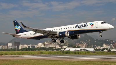 PR-AYB - Embraer 190-200IGW - Azul Linhas Aéreas Brasileiras