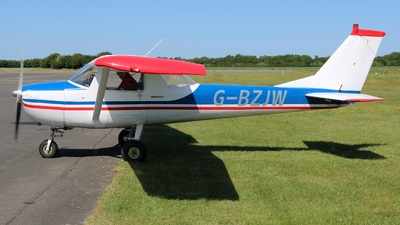 G-BZJW - Cessna 150F - Private