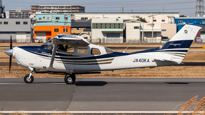 JA40KA - Cessna T206H Stationair TC - Kyoritsu Air