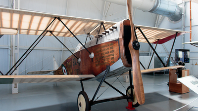 11721 - Ansaldo SVA.5 - Italy - Air Force