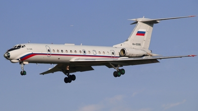 RA-65986 - Tupolev Tu-134A-3 - Russia - Air Force