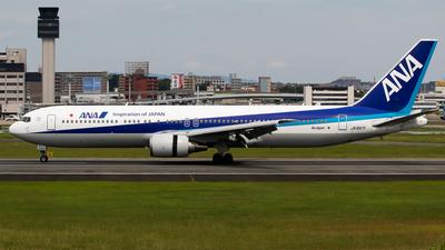 JA8971 - Boeing 767-381(ER) - All Nippon Airways (ANA)