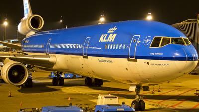 PH-KCA - McDonnell Douglas MD-11 - KLM Royal Dutch Airlines