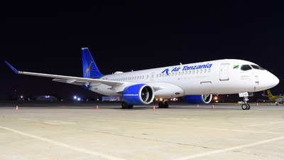 A picture of 5HTCH - Airbus A220300 - Air Tanzania - © ORTIASpotter