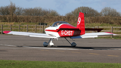 G-CHST - Vans RV-9A - Private