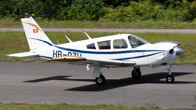 A picture of HBOZU - Piper PA28R200 - [28R35221] - © Alexandre Fazan