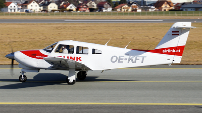 OE-KFT - Piper PA-28RT-201T Turbo Arrow IV - Airlink