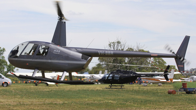 VH-BBR - Robinson R44 Clipper II - Private