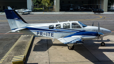 PR-ITE - Beechcraft G58 Baron - Private