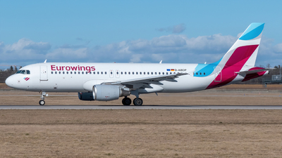 A picture of DABDP - Airbus A320214 - Germanwings - © marfi80