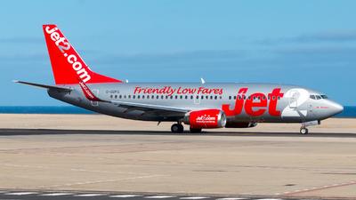 A picture of GGDFG - Boeing 73736Q - Jet2 - © Pablo Gonzalez de Leon