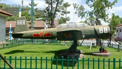 61618 - Nanchang CJ-6 - China - Air Force