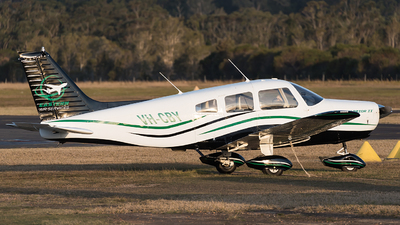 VH-CBY - Piper PA-28-161 Warrior II - Eastern Air Services