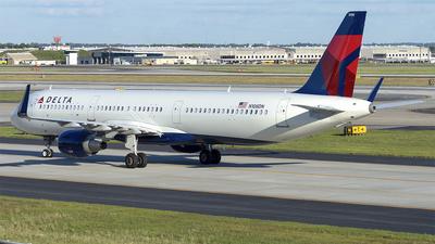 N108DN - Airbus A321-211 - Delta Air Lines