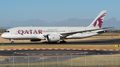 A7-BCQ - Boeing 787-8 Dreamliner - Qatar Airways