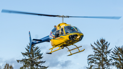 C-FJOR - Bell 206B JetRanger - 49 North Helicopters